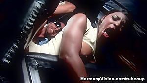 Exotic pornstars Alexa Andreas, Jasmine Webb in Horny Pornstars, Anal porn video
