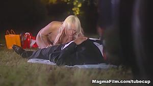 Fabulous pornstar Julie Hunter in Horny Medium Tits, Outdoor xxx clip