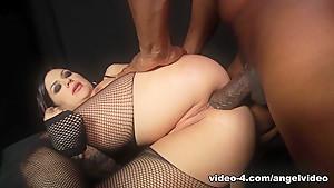 Exotic pornstar Karmen Karma in Hottest Anal, Stockings sex clip
