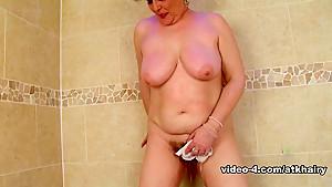 Amazing pornstar in Incredible BBW, Redhead sex clip