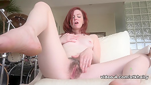 Incredible pornstar Emma Evins in Exotic Redhead, Solo Girl adult video
