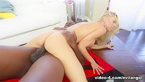 Exotic pornstars Lexington Steele, Katie Morgan in Fabulous Interracial, Pornstars porn video