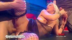 Crazy pornstars in Exotic Cumshots, Gangbang porn clip