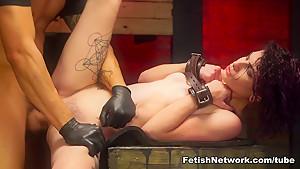 Horny pornstar Lydia Black in Fabulous Hardcore, BDSM adult scene