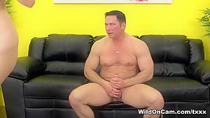 Fabulous pornstars Alex Chance, John Strong in Best Big Tits, BBW sex movie