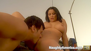 Anthony Rosano fucks country girl Sophia Lomeli
