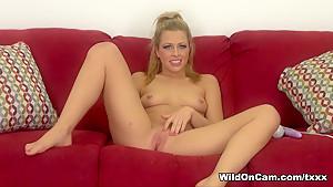Best pornstar Zoey Monroe in Fabulous Natural Tits, Blonde porn clip