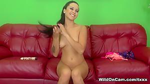 Amazing pornstar Mia Austin in Horny Small Tits, Brunette adult scene