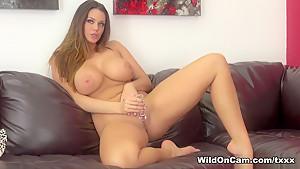 Fabulous pornstar Alison Tyler in Incredible Big Tits, Masturbation adult scene