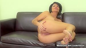 Horny pornstar Shay Fox in Incredible Dildos/Toys, Solo Girl porn video