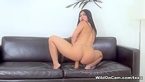 Best pornstar Cindy Starfall in Horny Solo Girl, Dildos/Toys sex video