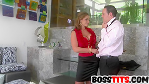 Busty Eva Notty Gets Slammed