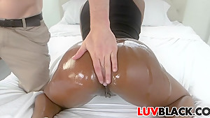 Yummy black girl Yara Skye gets dicked