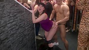 Hottest pornstar Alexis Crystal in amazing big tits, group sex porn movie