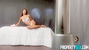 PropertySex Nia Nacci Doing Nasty Things With The Landlord