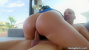 Jasmine Black in Succulent Tits and A Juicy Thick Ass!