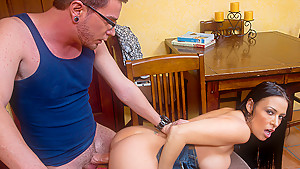 Vanilla DeVille & Dane Cross in My Friends Hot Mom